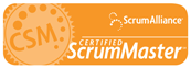I am a certified Scrum master